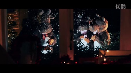 Santa's Secret Razor 2016圣诞广告