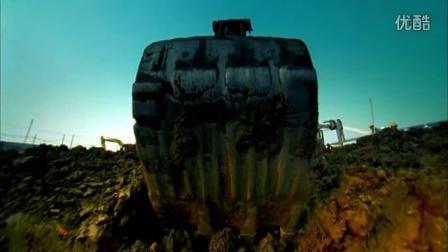 0367-挖土机工作视频