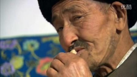0213-吃馕(老人、小孩)影视视频