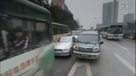 0314-拥挤的交通影视视频