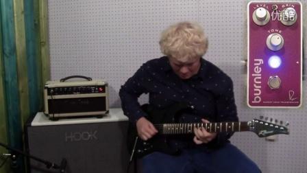 Haar Guitars Demo - Bogner Burnley