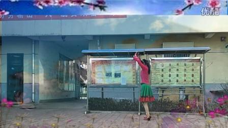 广场舞:梦里梅开