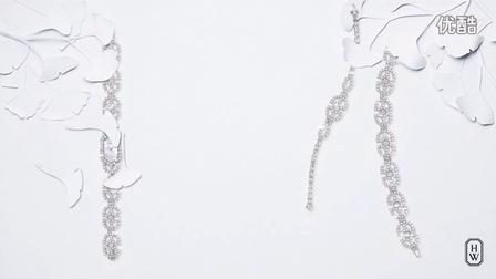 海瑞温斯顿 Art Deco钻石手链和腕表