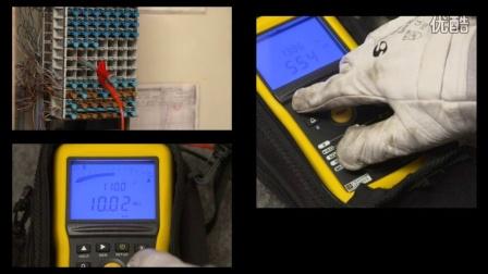 法国CA公司-1kV绝缘电阻测试仪C.A 6522/24/26/32/34/36系列简介视频