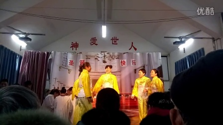 杭州华丰教会:十个童女