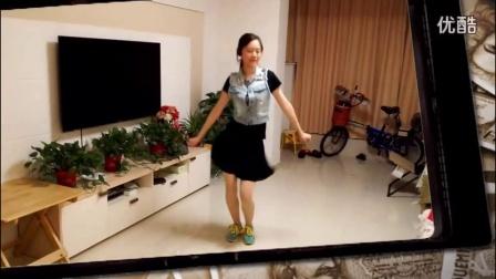 广场舞跳到北京广场舞山里红