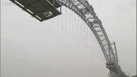0327-大桥建设一组影视视频