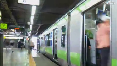 0110-地铁1(人物快速上下车)影视素材