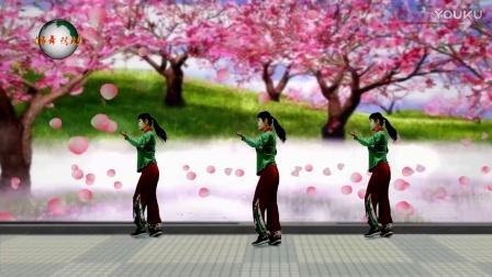 郴州刘玫广场舞《久别的人》原创
