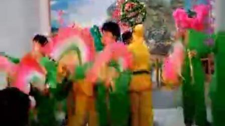 不数年轮微视 庆圣诞舞蹈 (魏集教会)
