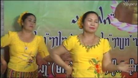 2016年12月26日 瑞丽 芒令村 上新家 跳舞活动