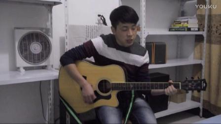 《旅行》原唱 许巍 吉他弹唱 2016.12.25