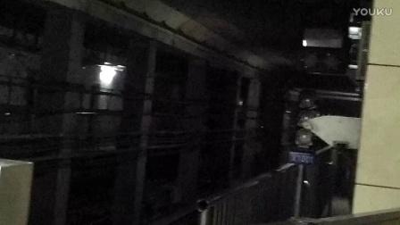 天津地铁一号新车出入站(营口道站)