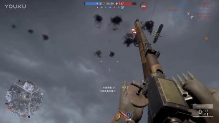 Battlefield 1 抗英神剧 - 李恩菲尔德K弹击落轰炸机