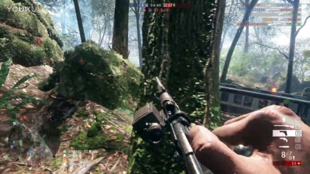 Battlefield 1 -  M1911手枪3杀