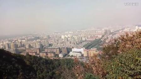 杭州,山上的风景。