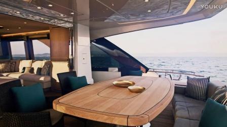 蒙地卡罗游艇 - 蒙地卡罗游艇80,集优雅和创意于一身 (MCY 80)