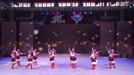 舞动中国首届广场舞总决赛《藏歌唱起来》