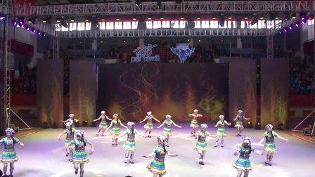 舞动中国-首届广场舞总决赛作品《羌魂》