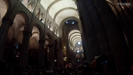 Botafumeiro - Catedral de Santiago de Compostela - Cathedral
