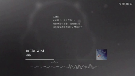网易云 In tne wind