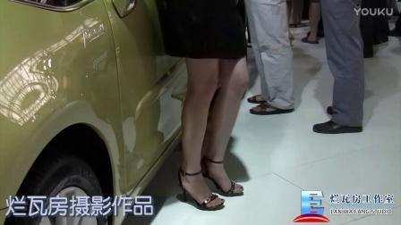 【牛人摄影】实拍昆明车展视频11