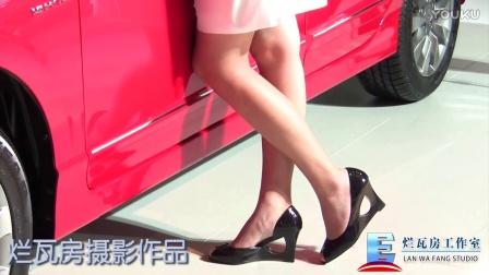 【牛人摄影】实拍昆明车展视频08