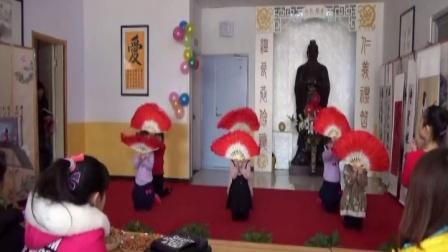 《爱中国》手语舞