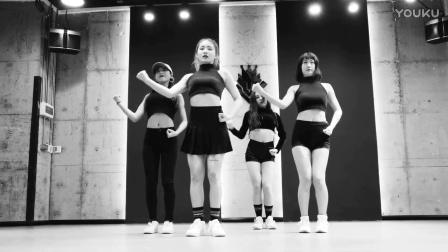 """重庆TOPKING明星导师菲菲带来韩舞""""PLAYING WITH FIRE -BLACKPINK"""""""