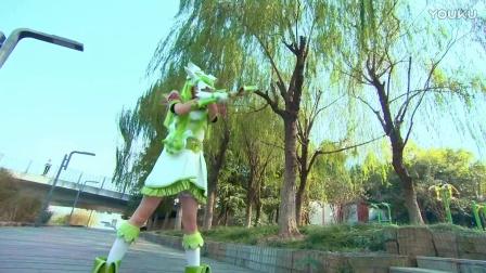 《舞法天女朵法拉》(上部)宣传片(一分钟)