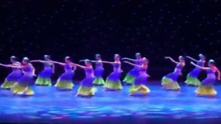 傣族舞《傣家小妹走过来》