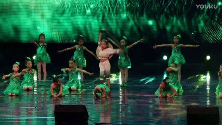 9.轻舞艺术培训《锄禾》