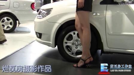 【牛人摄影】实拍昆明车展视频17