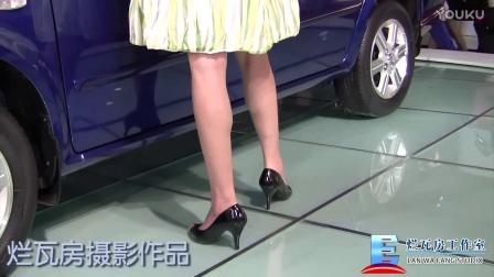 【牛人摄影】实拍昆明车展视频20