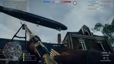 战地1手感最接近CS的一把狙击枪 - Russian 1895