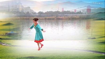 新飞舞广场《故乡的歌谣》演示:友丽