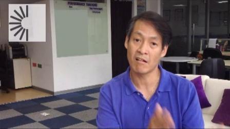 Larry Wang 王承伦: 如何提升领导力