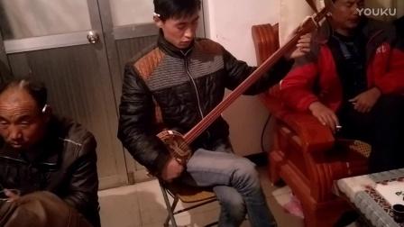 秦安小曲《芦花记》 伴奏杨彦龙 演唱刘军生