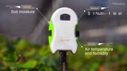 SCC -Sol Chip Comm™ - a revolution in Precision Agriculture
