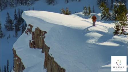 78米悬崖跳雪打破世界纪录