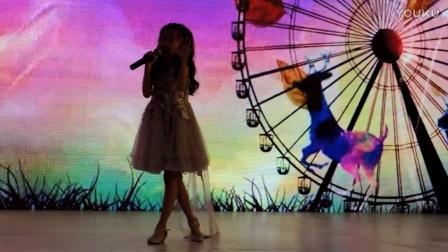 深圳儿童音乐节-夏侯钰涵《天空之城》