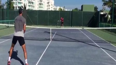 网球截击经典训练视频 高清