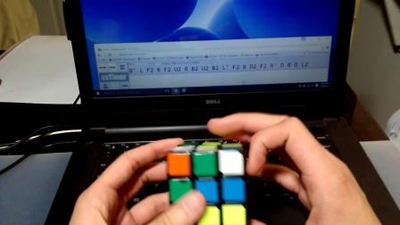 example solves roux method 4 - 1080P HD
