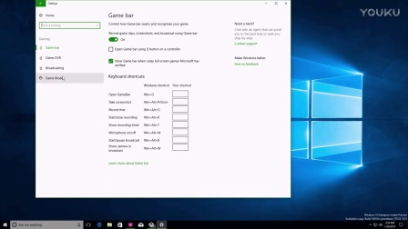 Introducing Game Mode for Windows 10