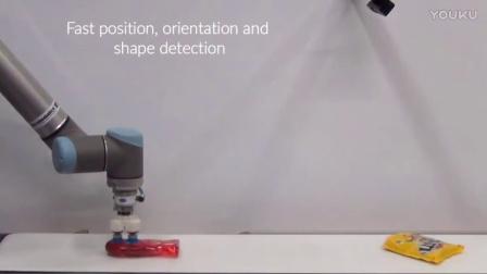 分拣-Amazon Picking Challenge Submission- Universal Robots and Pick-it 3D robot