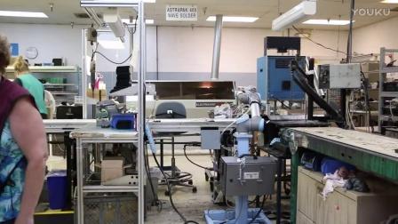 移动-Mobile robot colleagues increase productivity & safety at Scott Fetzer Elec