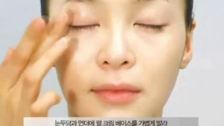 韩国化妆造型大师演示教程35
