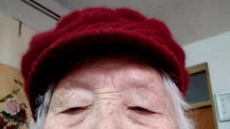 八十五岁老娘唱花木兰