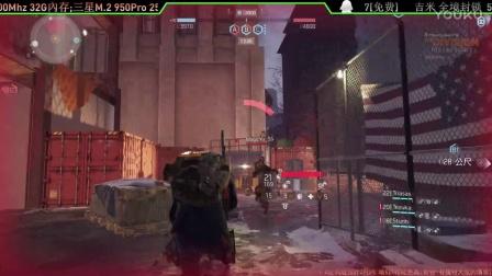 吉米: 全境封锁 1.6 PTS 3火罐25万技能强度强烈反攻99级暗区4特工