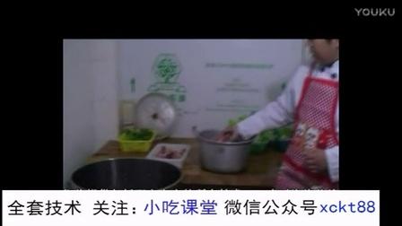 2017麻辣烫技术教程(26)d东北大碗麻辣烫做法